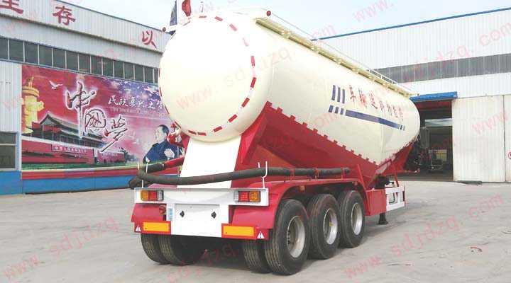 10米38立方散装水泥运输罐车
