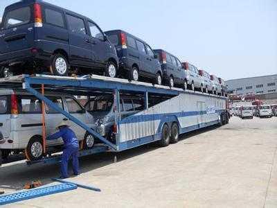 14米车辆运输车