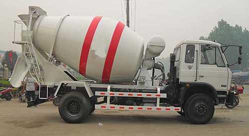 东风混凝土搅拌运输车