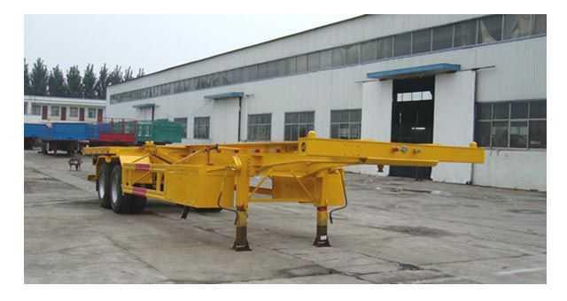 12.3米集装箱运输半挂车(40英尺集装箱)