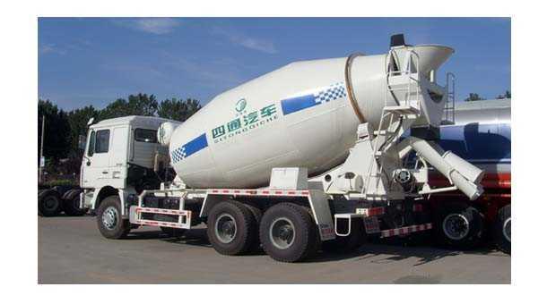 5.5立方混凝土搅拌运输车