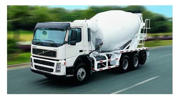 9.95米混凝土搅拌运输车