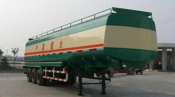 11米42立方化工液体运输半挂车