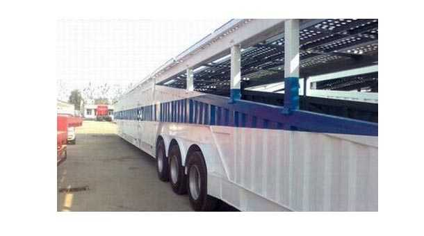 31.5米轻量化轿运车