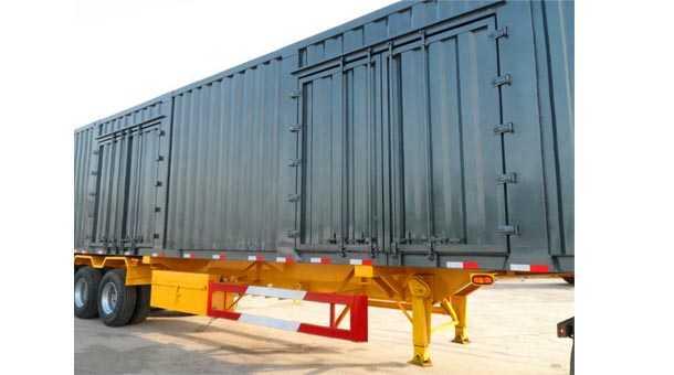 18米集装箱半挂车