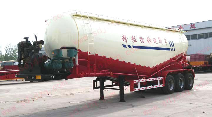 10米38立方水泥罐车