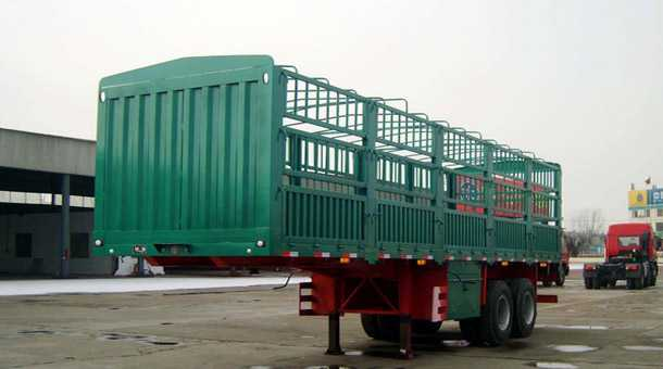 13米仓栅式运输半挂车