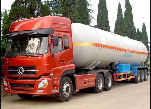 液化石油气汽车槽车
