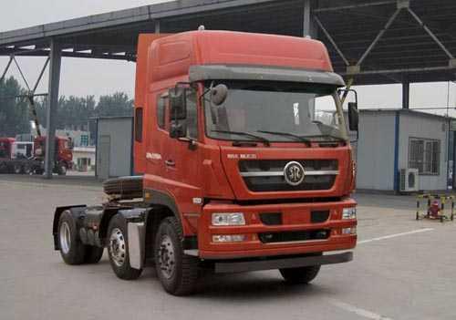 中国重汽 斯太尔M5G牵引头