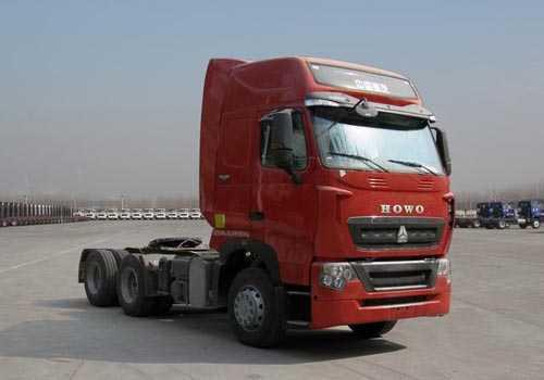 中国重汽 HOWO-T7H