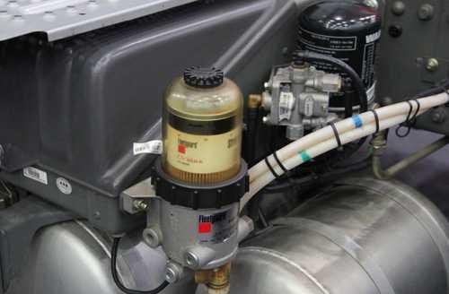 挂车柴油滤清器