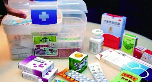 卡车司机必备药品
