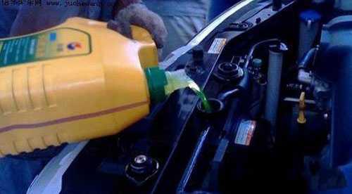 挂车冷却液