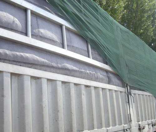 铝挂车侧壁