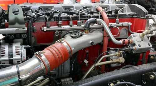 ISG12升460大马力发动机