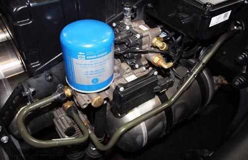 压缩空气冷凝器