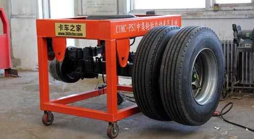 选用轮胎自动充气监测系统,降低胎阻,还省油。