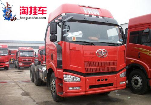 保养重型卡车