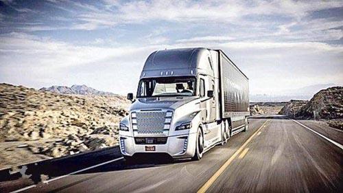 无人驾驶货车