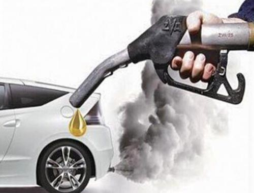 乘用车燃油限值标准