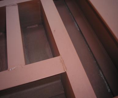 车架平缝焊