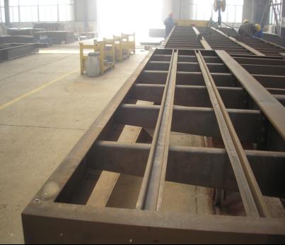 卧底槽焊接