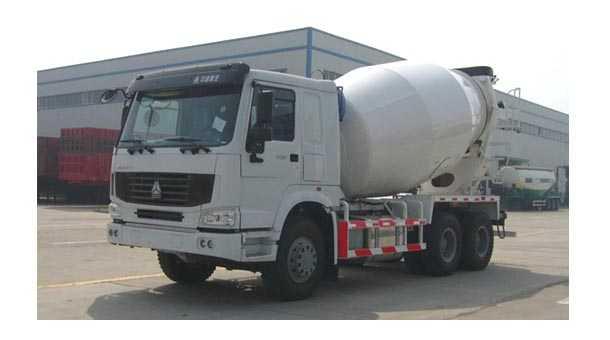 4.75立方混凝土搅拌运输车