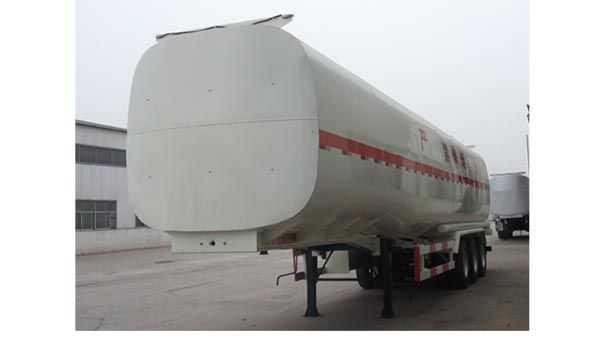 12.9米 42.9立方加油半挂车