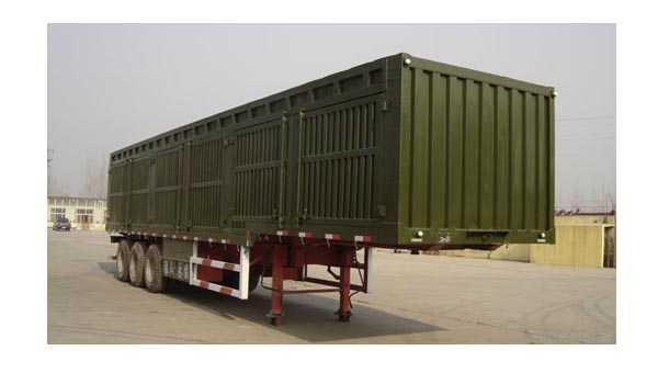 13米厢式运输半挂车