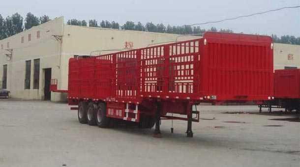 13米畜禽运输半挂车