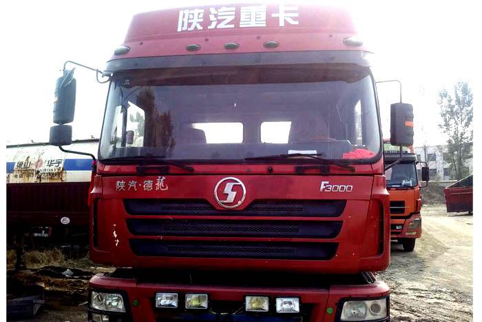 [济宁]2011年2011年陕汽德龙380马力双驱车头