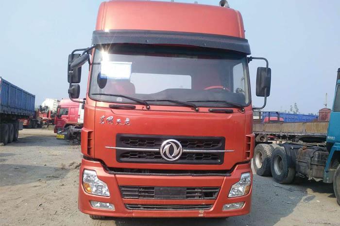[济宁]2012年3月2012年东风天龙340马力双驱挂车
