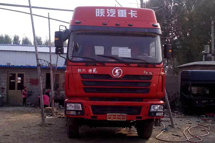 [济宁]2014年6月2014年陕汽F3000双驱430马力牵引头