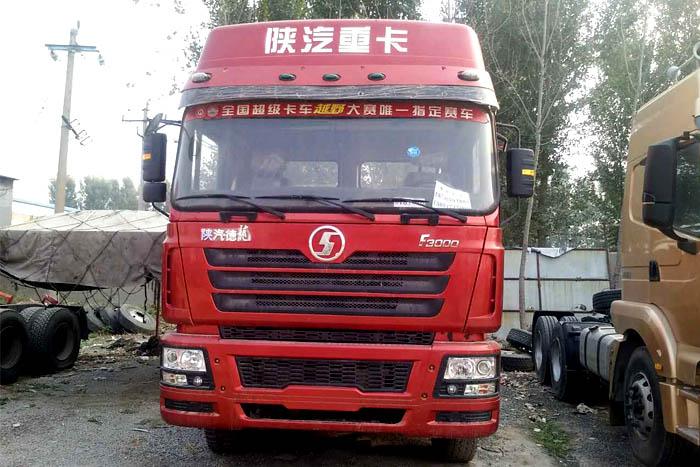 [济宁]2012年6月2012年双驱340马力陕汽德龙F3000挂车