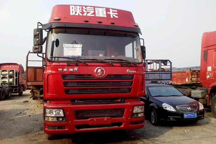 [济宁]2014年郏汽重卡德龙F3000双驱340马力2014年库存挂车