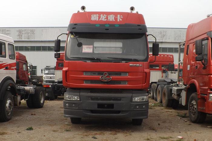 [济宁]2012年霸龙重卡2012年库存375马力双驱挂车
