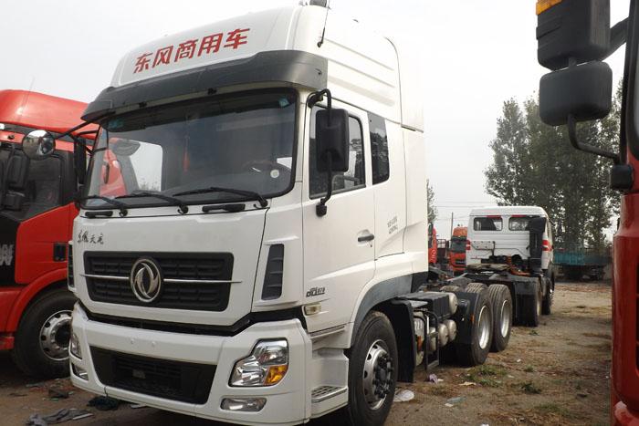 [济宁]2013年东风商用车2013年375马力双驱挂车
