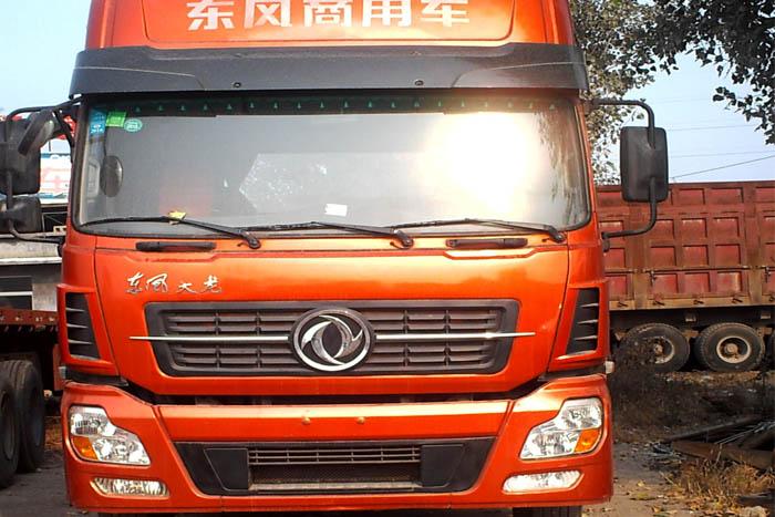 [济宁]2014年2014年东风天龙双驱420马力牵引车