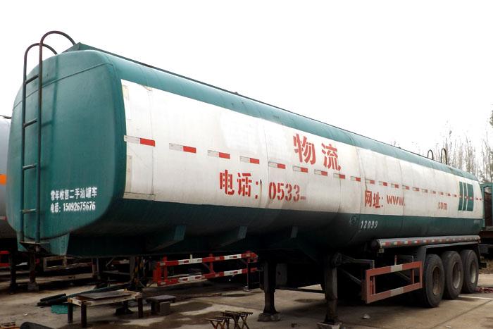 [济宁]2014年低价出售2014年47立方运油罐车