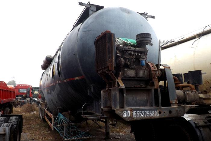 [济宁]2013年2013年75立方散装水泥罐车
