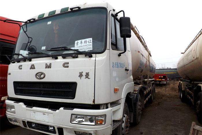 [济宁]2010年2010年华菱前四后八水泥罐车